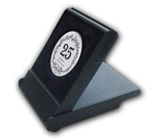 медаль на серебряную свадьбу